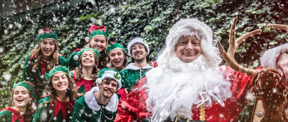Santa's Revue