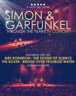Simon & Garfunkel Through The Years