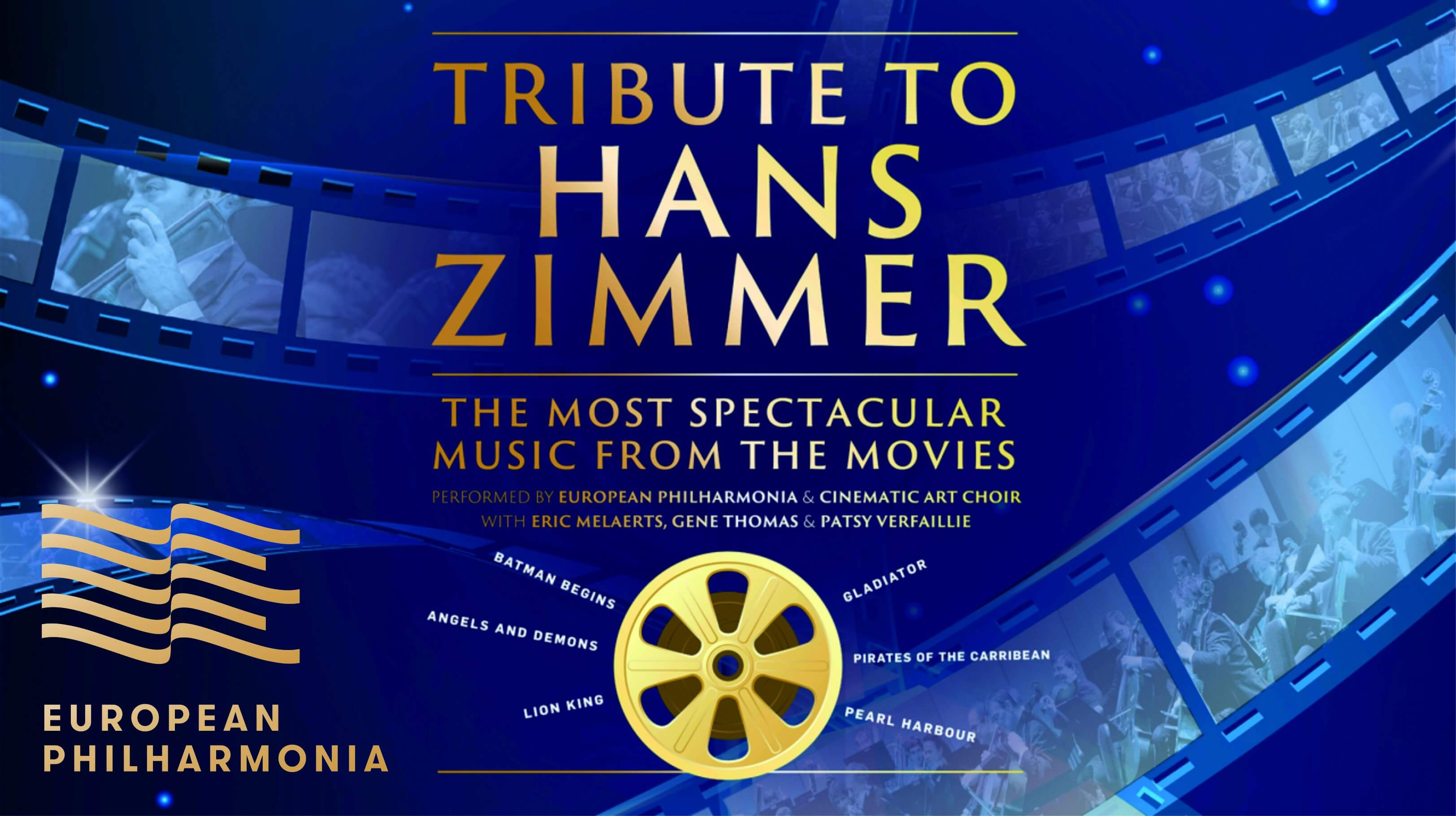 Tribute to Hans Zimmer - European Philharmonia