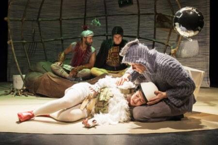 Theater aan Huis: Jeugdtheater Kwatta (GRATIS!)