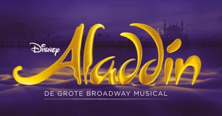 Wie spelen Aladdin en Jasmine in Aladdin de musical?