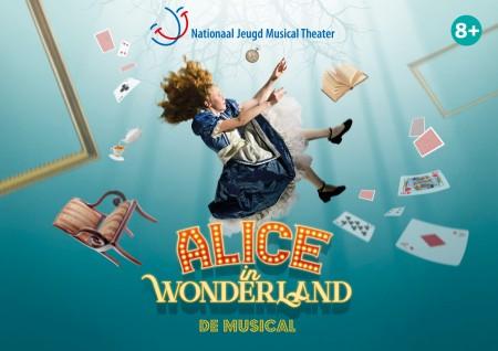 Dit seizoen geniet je van Alice in Wonderland in de nieuwe gelijknamige musical