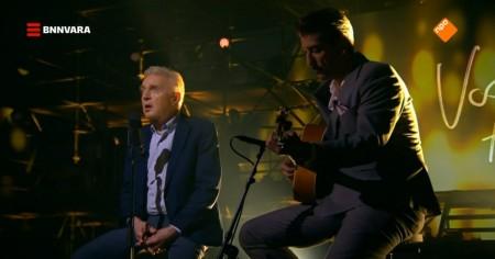 André van Duin houdt nationale toespraak Dodenherdenking en maakt nieuwe muziek