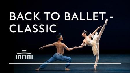 Theater aan Huis: Livestream balletklassiekers van Het Nationale Ballet