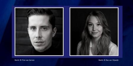 Wie spelen de jonge Charles en Diana in de musical Diana & Zonen?
