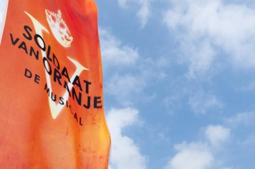 Soldaat van Oranje in september hervat