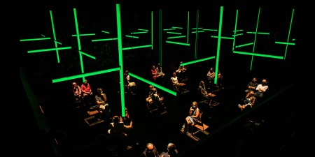 Theaterbeleving Blindness van West End binnenkort in Carré