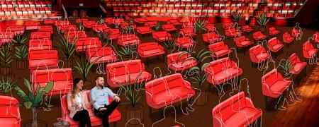 Amsterdamse theaters bundelen krachten en gaan open vanaf juli