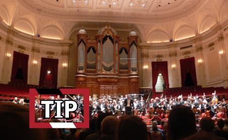Concertgebouworkest streamt elke avond 'avondklokconcerten'