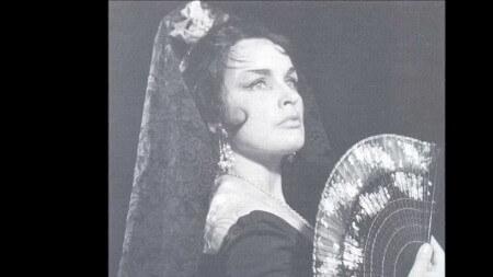 Operazangeres Cora Canne Meijer op 91-jarige leeftijd overleden