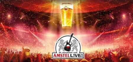 Muziekfestijn De Vrienden van Amstel LIVE gaat door en jij kunt er gratis bij zijn!