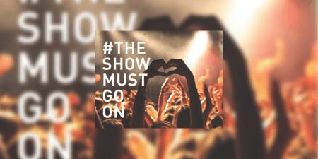 Evenementensector wil testevenementen door laten gaan in januari: #theshowmustgoon!