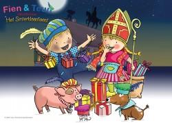 Fien en Teun - Het Sinterklaasfeest (2+)