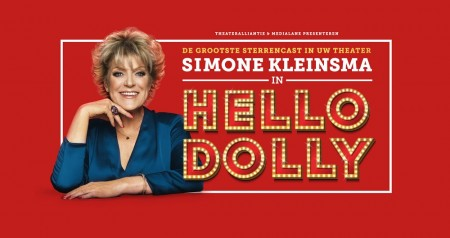 Première Hello Dolly onzeker door ziekte Simone Kleinsma