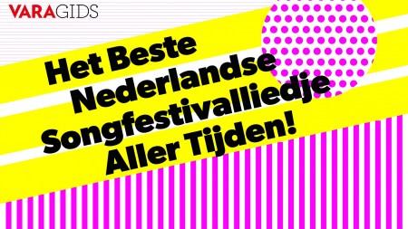 Stem nu op Het Beste Nederlandse Songfestivalliedje Aller Tijden