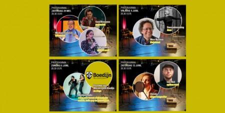 Geniet van lokaal toptalent met de livestreamvoorstellingen Hoornse Parels