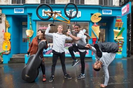 Het ISH Dance Collective wint de Prins Bernhard Cultuurfonds Prijs