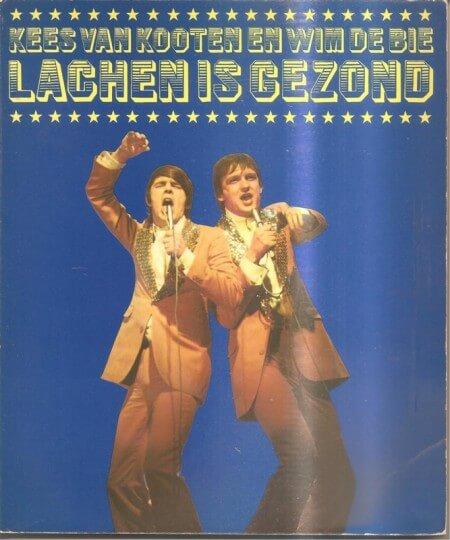 Eerste boek Van Kooten en Die Bie krijgt eindelijk een herdruk
