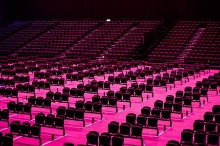 Primeur voor Brabanthallen en Theater aan de Parade met het eerste 1,5 meter theater