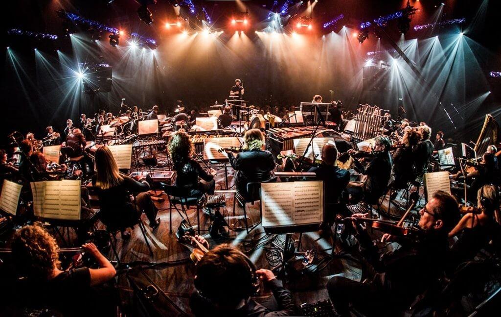Metropole Orkest - Foto Reinout Bos