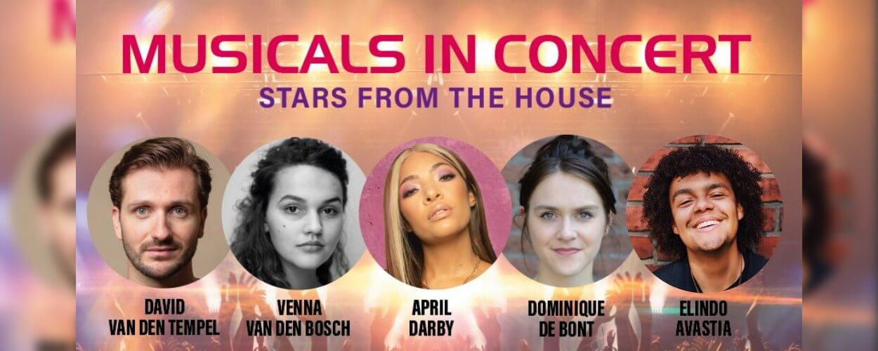 Musicals in Concert: Stars from The House
