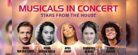 Musicals in Concert gemist? Kijk dan de tweede editie!