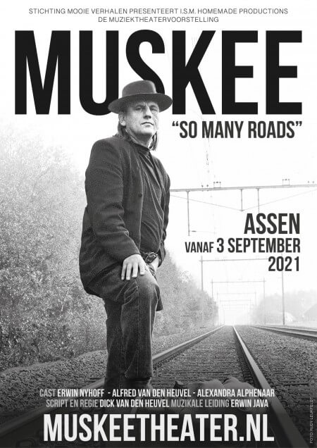 Muziektheaterspektakel over Harry Muskee in de maak