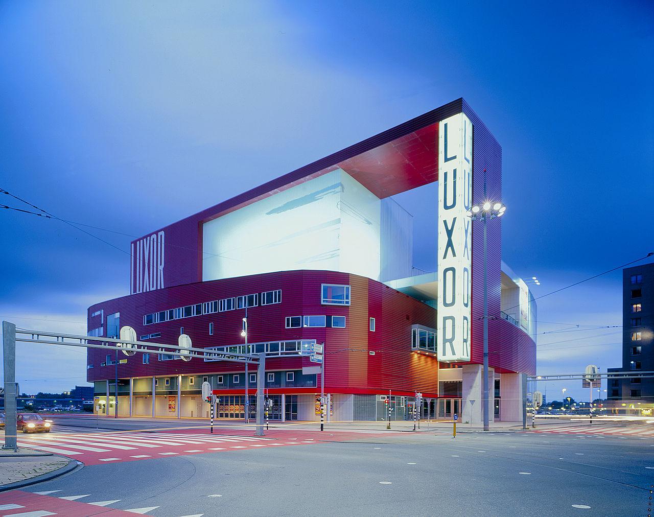 Nieuwe Luxor Theater Rotterdam (Rotterdam)