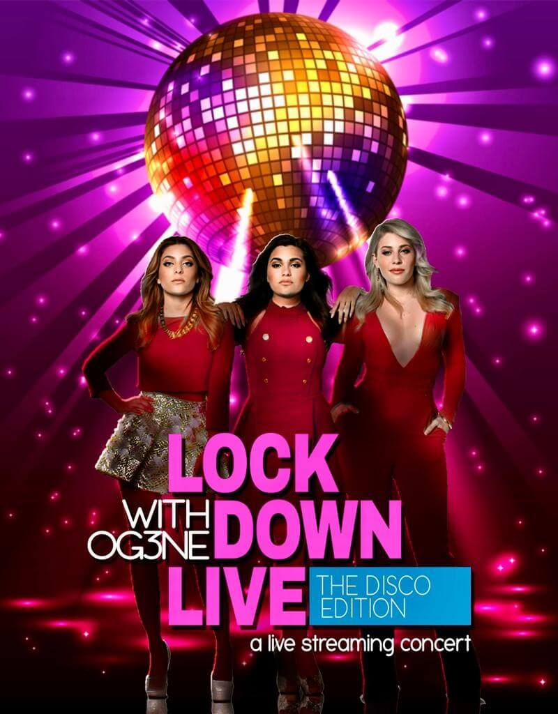 Lockdown Live: The Disco Edition