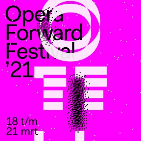 Opera stoffig? Zeker niet als het ligt aan het gratis Opera Forward Festival 2021!