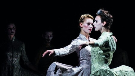 Theater aan Huis: Dans en opera online