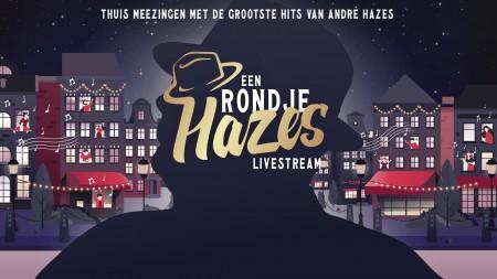 Rachel Hazes organiseert groot online meezingfeest Een Rondje Hazes voor 70e verjaardag André