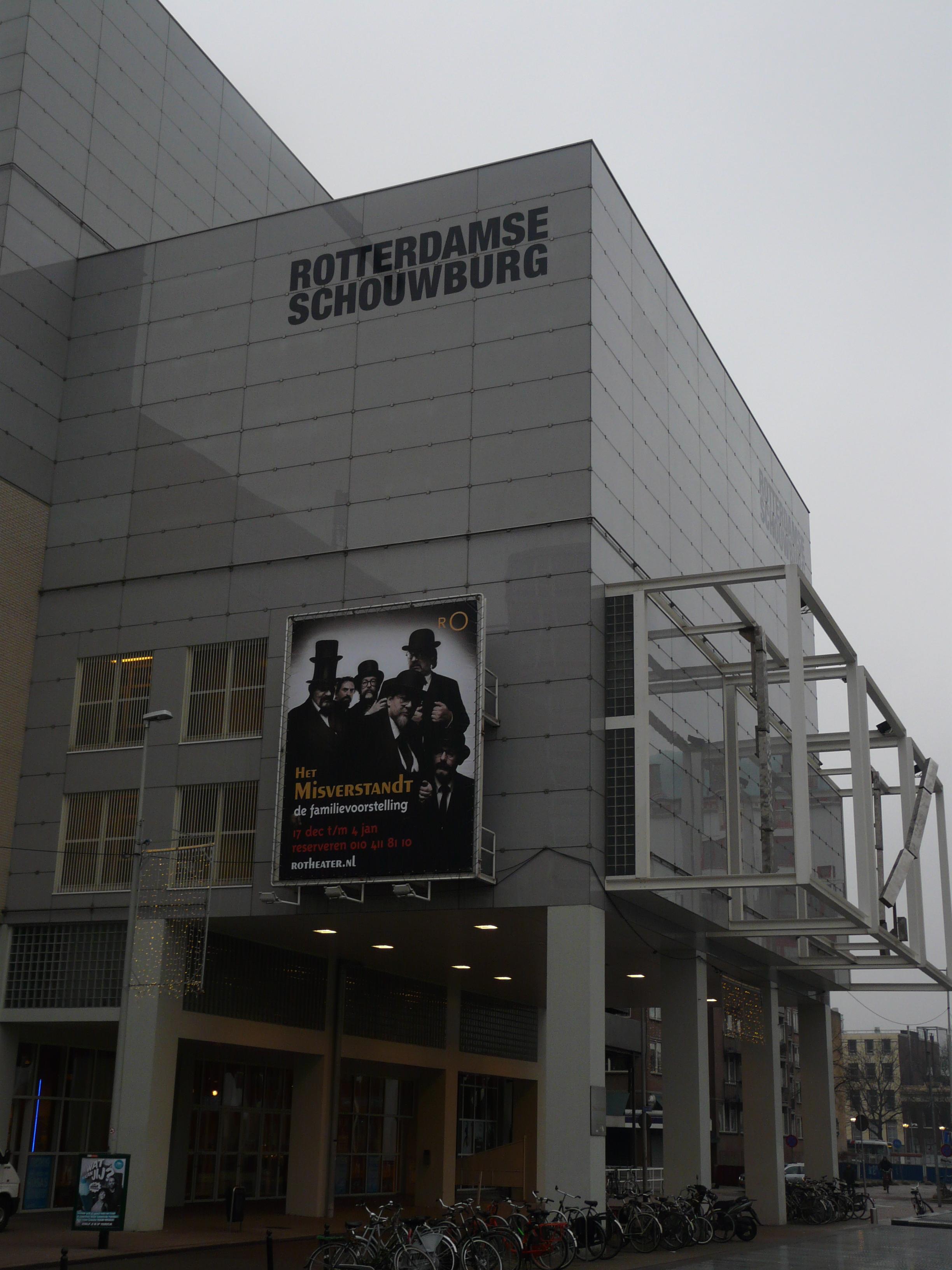 Theater Rotterdam Schouwburg (Rotterdam)