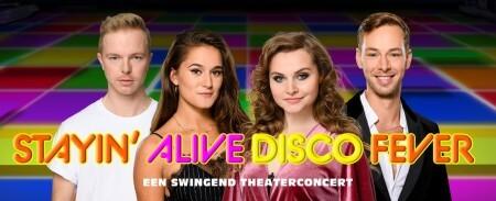 Voorbereidingen gestart voor theaterconcert Stayin' Alive Disco Fever