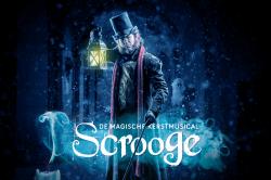SCROOGE, de magische kerstmusical