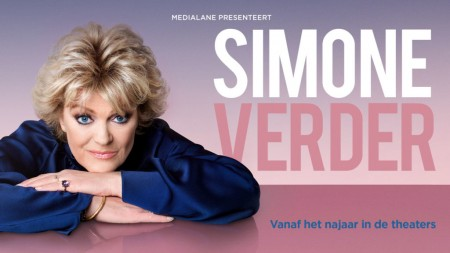 Simone Kleinsma gaat weer solo het theater in met haar nieuwe show Verder