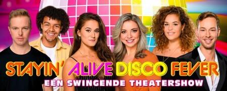 Eerste trailer van theaterconcert Stayin' Alive Disco Fever belooft veel goeds!