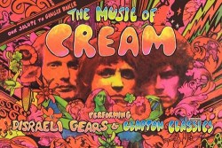 The Music of Cream & Clapton