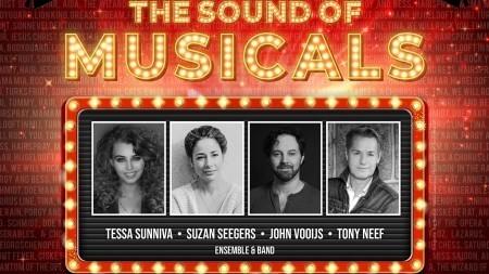 Geniet van musicalhits met grote musicalsterren in The Sound of Musicals