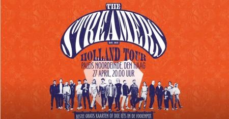 Wil je niet missen: The Streamers komen binnenkort terug met een groots livestreamconcert!