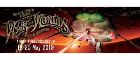 Kijktip: The War of the Worlds van Jeff Wayne