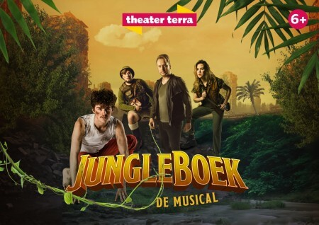 Theater Terra komt in 2021 met Jungleboek de Musical