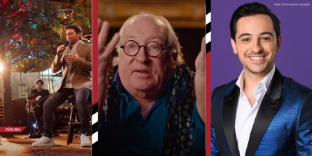 Theaternieuws week 19: cabaretlessen van Youp van 't Hek, nieuwe shows en ons interview met Aladdin