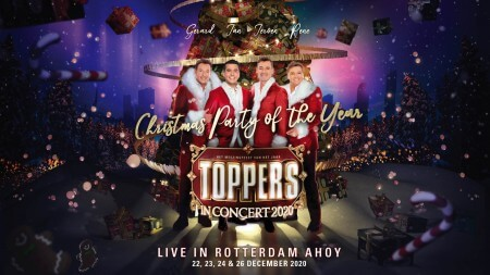 Toppers in Concert gaat deze kerst niet door