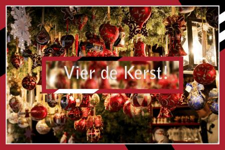 Vier de kerstvakantie met de leukste en mooiste (kerst)shows