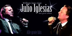 William Janz zingt Julio Iglesias