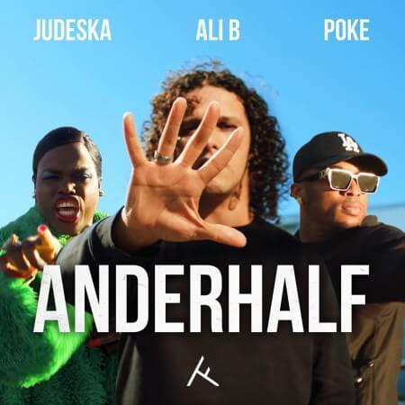 Anderhalf: Ali B, Judeska en Poke waarschuwen het publiek