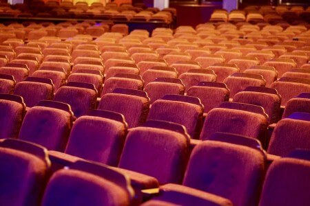 Theaters blijven dicht tot 1 juni