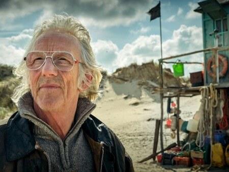 Freek de Jonge in De Vogelwachter op Film Festival