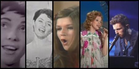 Nostalgie! 5x Nederlandse overwinningen op het Eurovisie Songfestival